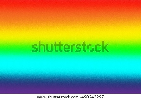 Simple, uncluttered, colorful, rainbow striped background or texture