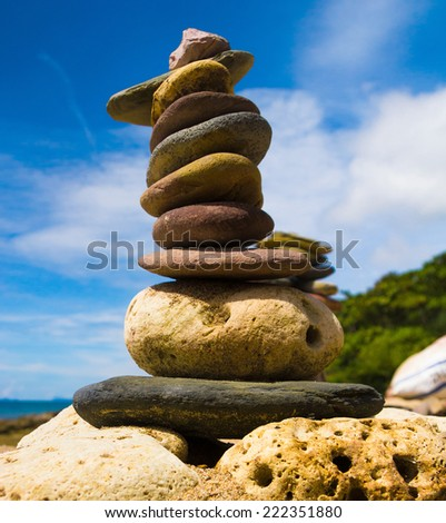 Simplicity in Inspiration Sustainable Growth  - stock photo