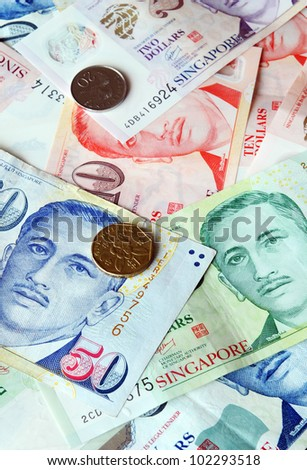 Singapore Dollar is an important currency in asia