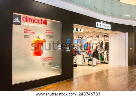 adidas store in orchard singapore