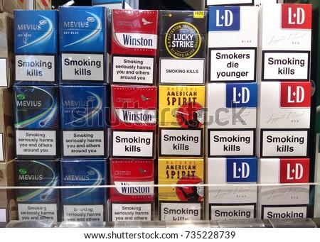 Buying cigarettes in Caribbean - Norwegian Cruise Line ...