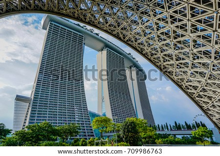 Garden By The Bay August 2017 bay east garden stock images, royalty-free images & vectors