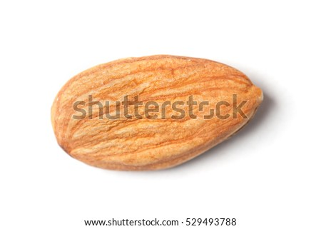 almond asian singles Almond flakes spread out evenly in a single layer gives you a real thin layer, a little more elegance in its final appearance and of utmost importance.