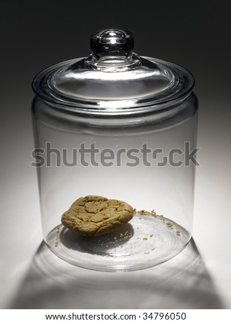 Single cookie in cookie jar