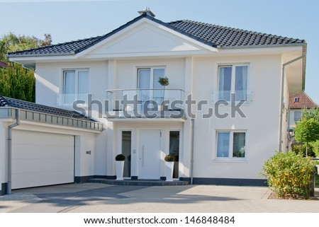 single family hous in germany