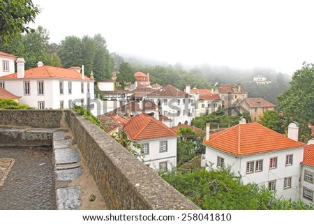 Sintra Portugal - stock photo