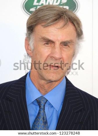 Sir Ranulph Fiennes arriving for the all new Range Rover unveiling, London. 06/09/2012 Picture by: Henry Harris - stock photo