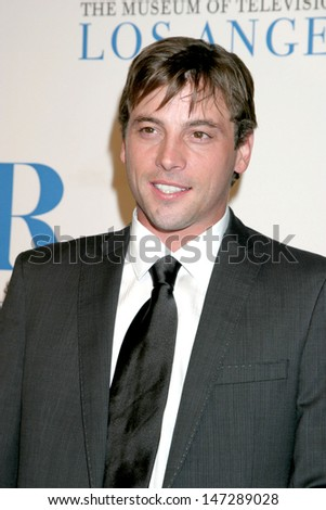 Skeet Ulrich Museum of TV & Radio Annual Gala IHO Les Moonves and Jerry Bruckheimer Regent Beverly Wilshire Hotel Beverly Hills, CA October 30, 2006