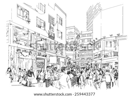 sketches street