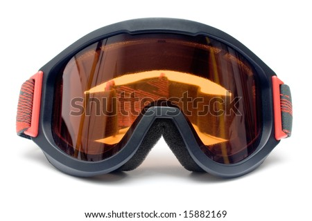 Ski Goggles (Front View)
