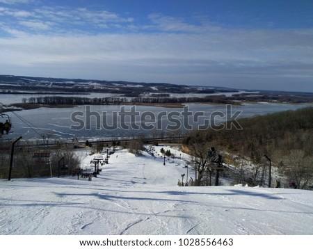 Ski Hill Black Diamond