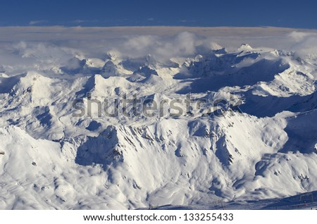 Ski resort France Espace Killy, Val Claret, Tignes and Val d'Isere from November 24 to December 1, 2012