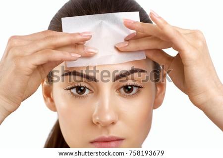 facial blotting papers
