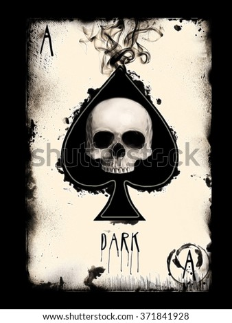 skull illustration/T-shirt Graphics/skull print/concert posters/An illustration of human skull isolated on black background/Scary human face illustration/Drawn skull using special effect