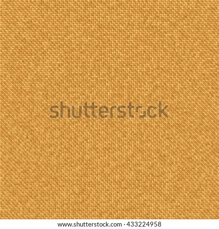 Sky blue rough canvas seamless pattern, light blue rustic fabric repeatable texture, universal  coarse canvas seamless background - stock photo