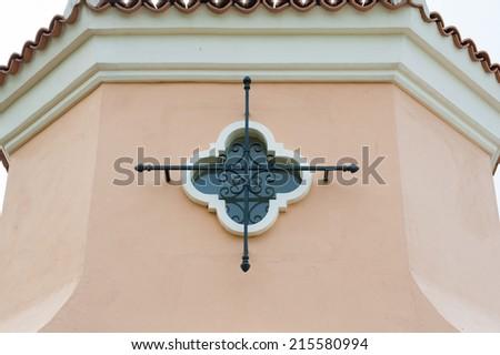skylight - stock photo
