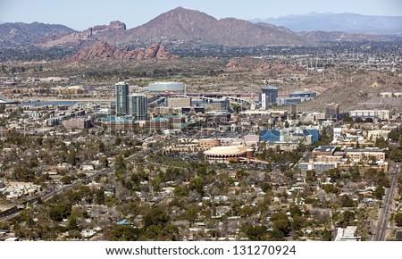 Resultado de imagen de Tempe (Arizona)