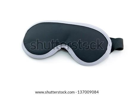 Sleeping mask - stock photo