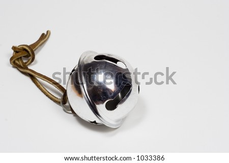 Sleigh bell - stock photo
