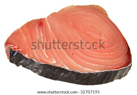 Slice of meat/fish