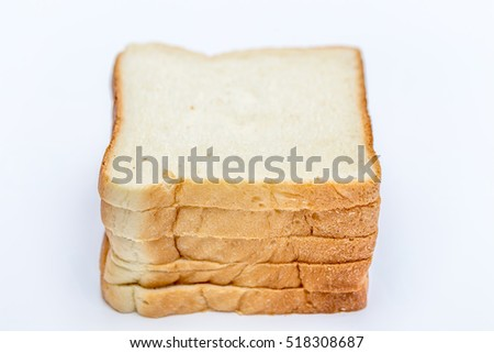 Sliced bread is a loaf of bread that has been sliced with a machine and packaged for convenience