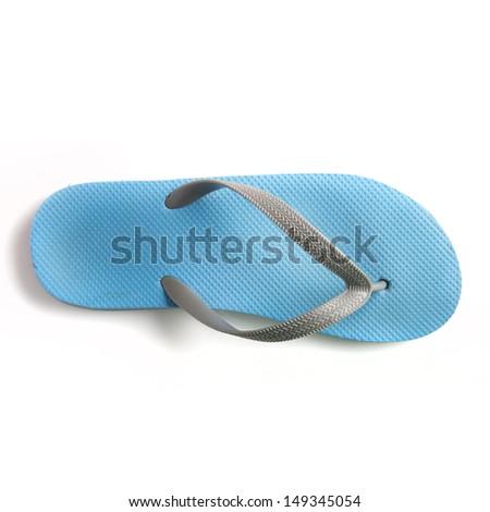slippers - stock photo