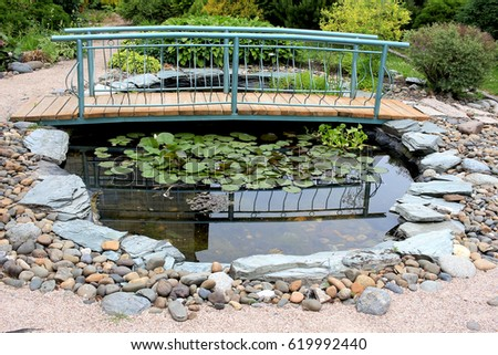 Olga golyazimova 39 s portfolio on shutterstock for Artificial pond water