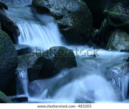 Small Creek - stock photo