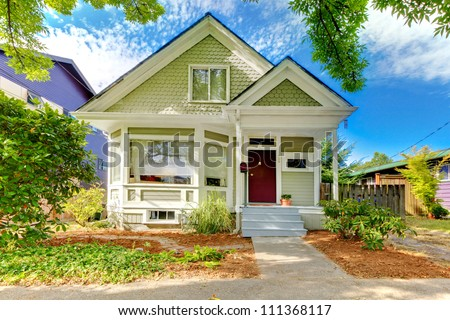 Magnificent Small House Stock Images Royalty Free Images Vectors Shutterstock Largest Home Design Picture Inspirations Pitcheantrous