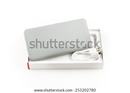 Small device electricity to recharge of smart phone via USB.