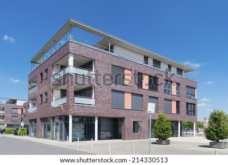 Small Office Building Stock Images RoyaltyFree Images Vectors - Modern office building