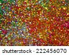 Small multicolored sequins as background                                 - stock photo