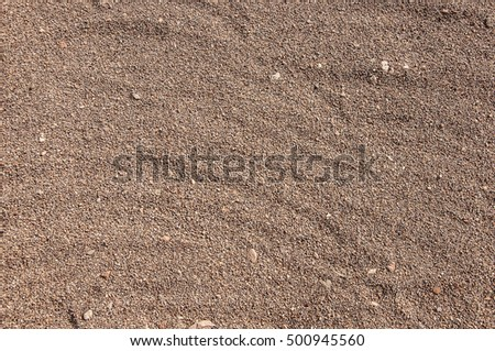 Small pebbles texture background