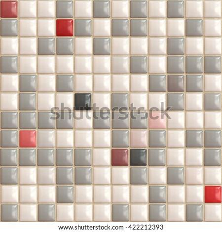 Ceramic tiles industry