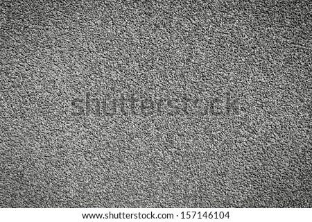 Small stone wall - texture - stock photo