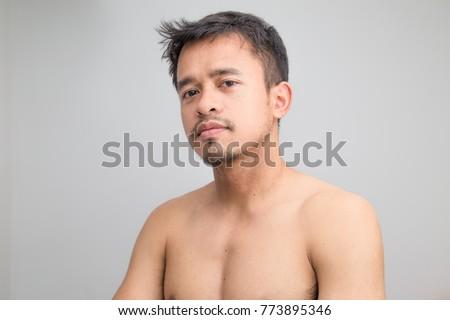 sexy-asian-nude-man