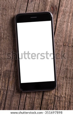 Smart phone - stock photo