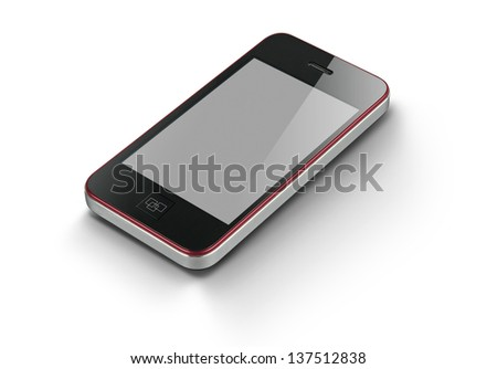 Smartphone 01 - stock photo