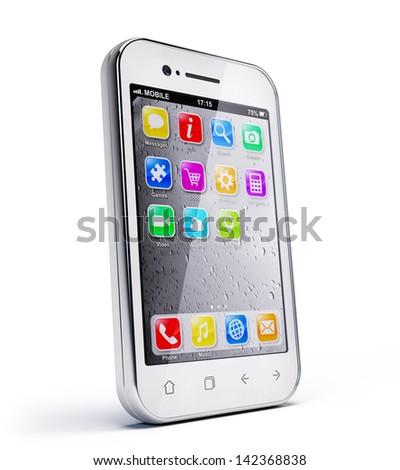 Smartphone - stock photo