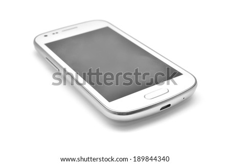 smartphone   - stock photo