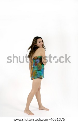 Picture singapore nude sarong girls
