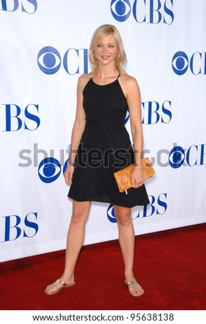 Smith star AMY SMART at the CBS Summer Press Tour Stars Party at the Rose Bowl in Pasadena, CA.  July 15, 2006  Pasadena, CA  2006 Paul Smith / Featureflash - stock photo