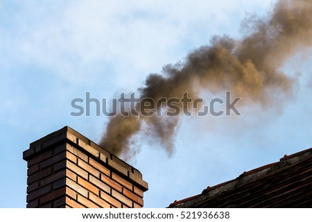 Chimney Smoke Stock Images, Royalty-Free Images & Vectors ...
