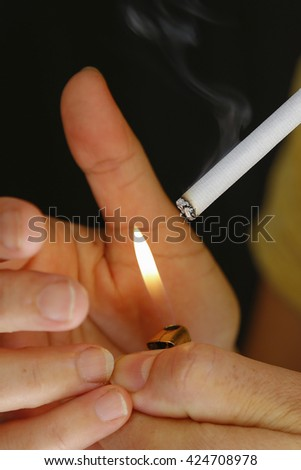 Smoking is very unhealthy activity for human.