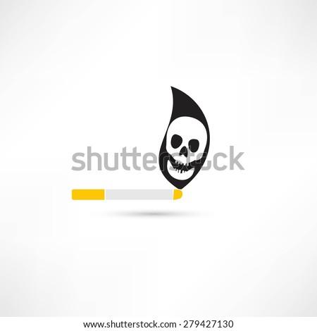 Smoking kills - stock photo