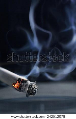 Smoking kills concept - stock photo