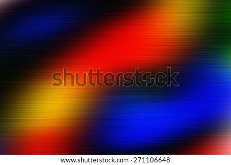 Smooth abstract colorful background with high quality gradient with blur horizontal speed motion lines - stock photo