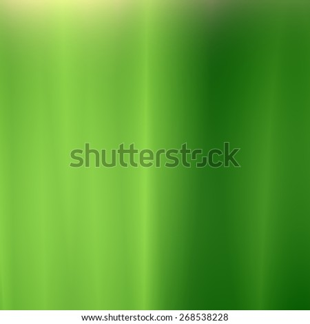 Smooth Elegant Green Background. Modern Creative Design. Abstract Technology Backdrop for Business Presentation Brochure Banner Web Page Computer Wall Paper Cover Website Marketing Invitation Flyer. - stock photo