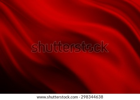 Smooth elegant pink silk or satin texture can use as background - stock photo