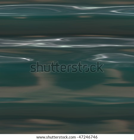 Smooth glossy reflective surface texture flowing liquid abstract illustration
